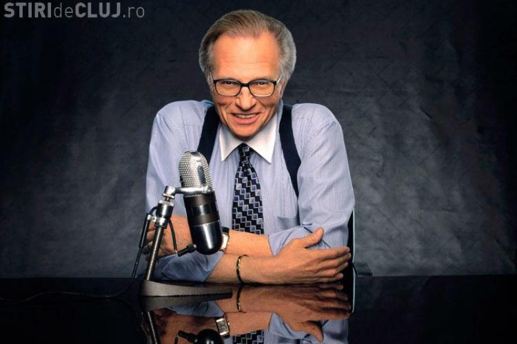 Dupa 25 de ani de talk-show, Larry King si-a luat la revedere - VIDEO