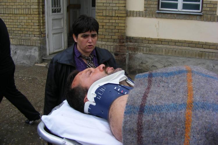 Doi politisti de la Brigada de Crima Organizata Cluj au fost trimisi in judecata pentru ca au snopit in bataie un om nevinovat