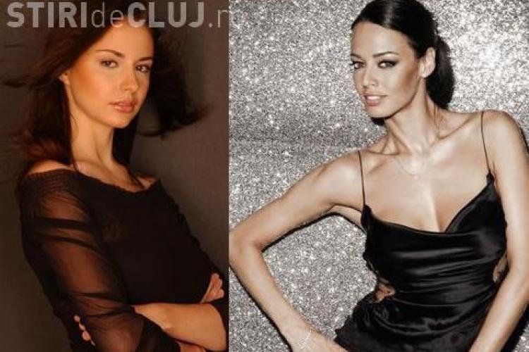 Andreea Raicu si Adelina Chivu, in topul celor mai sexy partenere de fotbalisti - Galerie FOTO