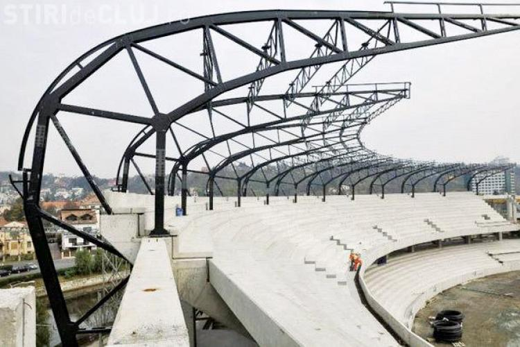 "Pretul stadionului municipal ""Cluj Arena"" a crescut cu 8,9 milioane de euro!"