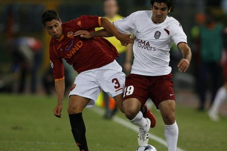 LIVE TEXT CFR Cluj-AS Roma 1-1 (FINAL)