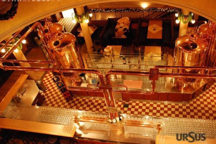 VEZI cum va arata fabrica URSUS din 2011: cu mini-unitatea unde se va produce bere si restaurantul - Galerie FOTO