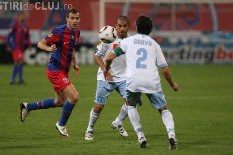 Napoli - Steaua 1-0 - REZUMAT VIDEO