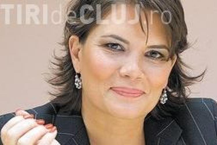 Consilierul prezidential, Corina Alexandrina Gatej, recrutata de Securitate in 1989