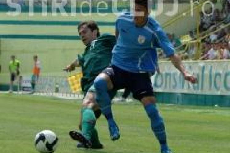 Viorel Nicoara, transferat la CFR Cluj de la Victoria Branesti