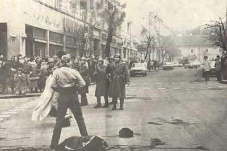 Marturii din Revolutia de la Cluj: Au tras lunetistii dupa noi si militarii parca erau drogati
