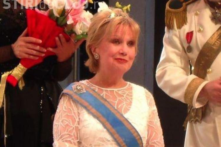 Actrita Rodica Tapalaga a murit la varsta de 71 de ani