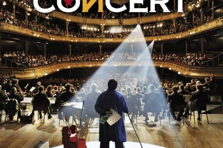 """Filmul """"Concertul"""", de Radu Mihaileanu, nominalizat la Globurile de Aur"""