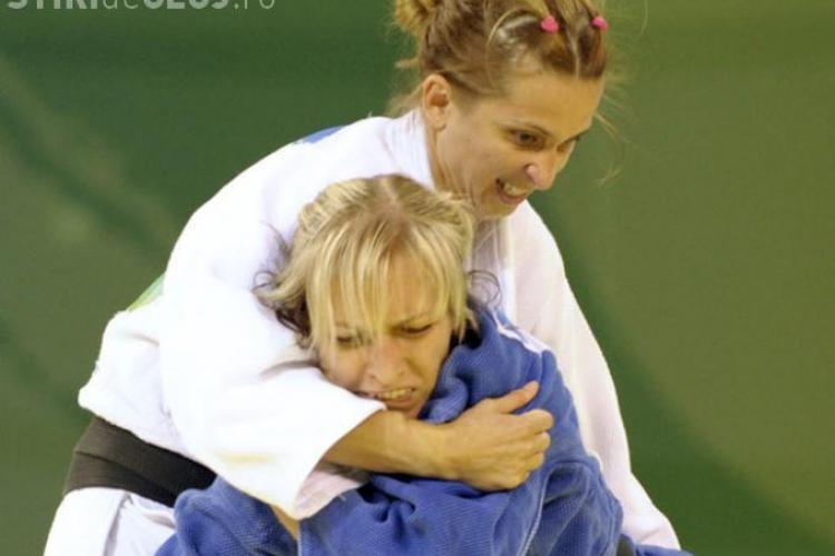 Alina Dumitru, campioana olimpica, sportiva anului la judo