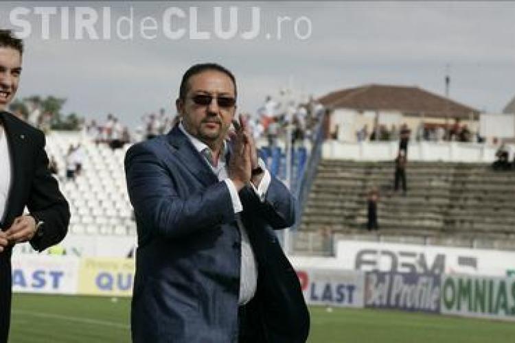 Florian Walter vrea titlul sau Cupa Romaniei cu U Cluj