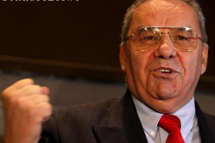"""Rectorul UBB Cluj, Andrei Marga: """"Basescu este incult"""""""