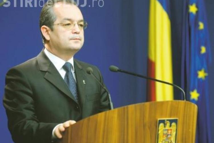 Boc dupa protestul din Parlament: Nu aceasta este solutia in fata problemelor - VIDEO
