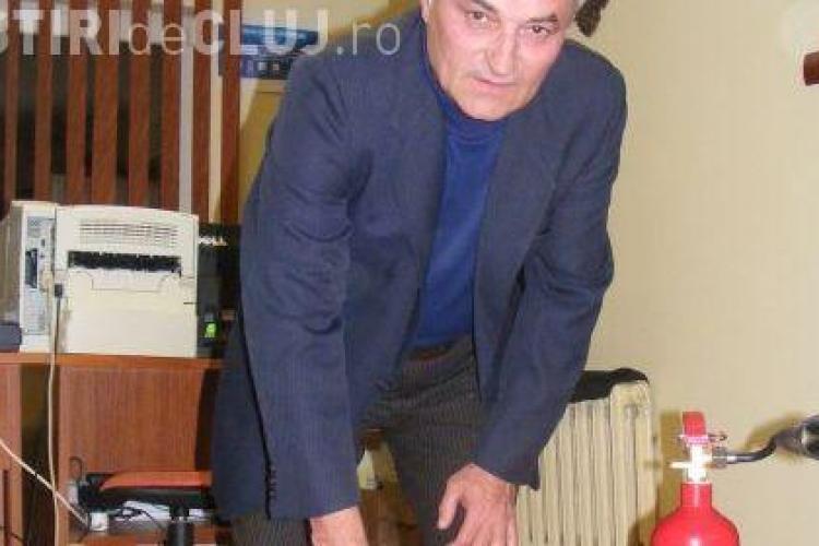 Presedintele Federatiei Pompierilor cu sediul la Cluj, acuzat ca si-a platit din bani europeni creditele la casa si datoriile la firme
