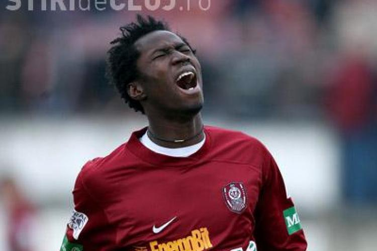 Traore: Tot ce regret in 2010 este gestul de la meciul cu AS Roma