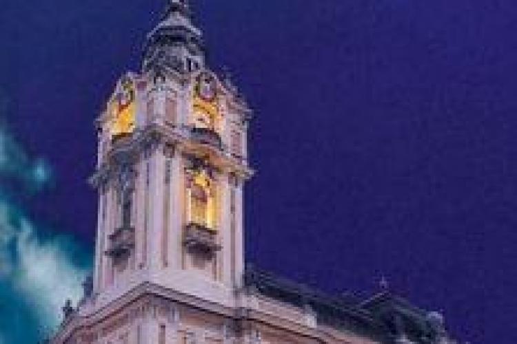 Sarbatori fericite in 10 limbi la Cluj Napoca! Primaria i-a consolat pe consilierii UMDR, nemultumiti de faptul va in maghiara nu erau urari