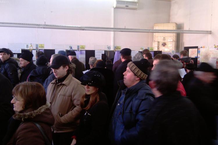 Cluj: Ultima zi de plata a impozitului local pe 2010 este marti, 28 decembrie