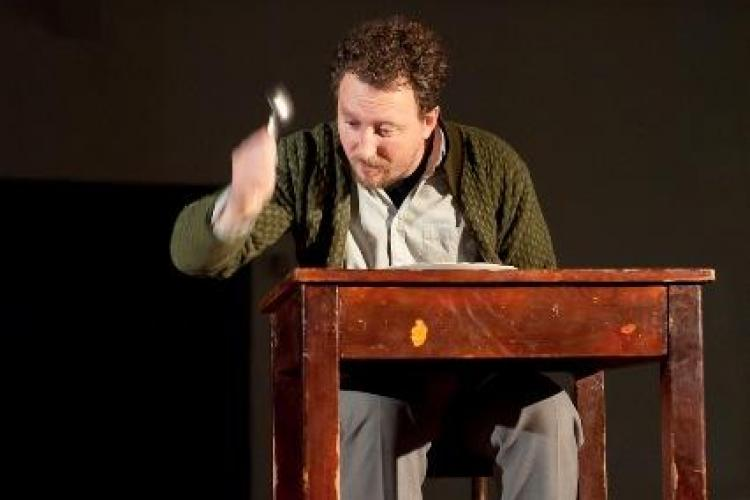 Festivalul Interferente: Jurnalul unui nebun, de N.V. Gogol, vineri, la Casa Tranzit