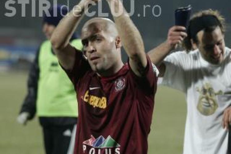 Patru jucatori de la CFR Cluj si-au reziliat contractele cu clubul. Vezi despre cine e vorba!