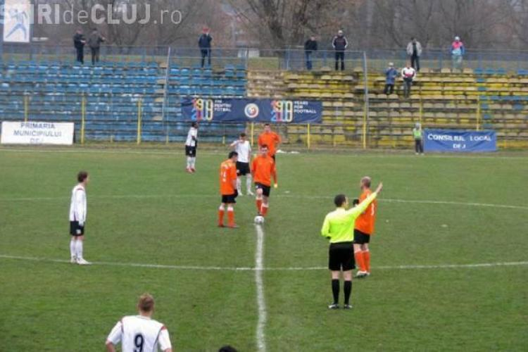 Cristian Itu, de la Unirea Dej, semneaza cu U Cluj