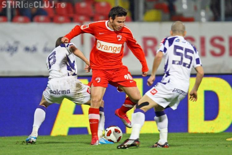 """""""Printul"""" Adrian Cristea vine la U Cluj! Dinamo l-a vandut cu doua milioane de euro"""