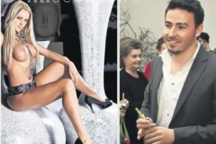 "Bianca Dragusanu joaca intr-o telenovela: ""Adrian Cristea e mandru de mine"""