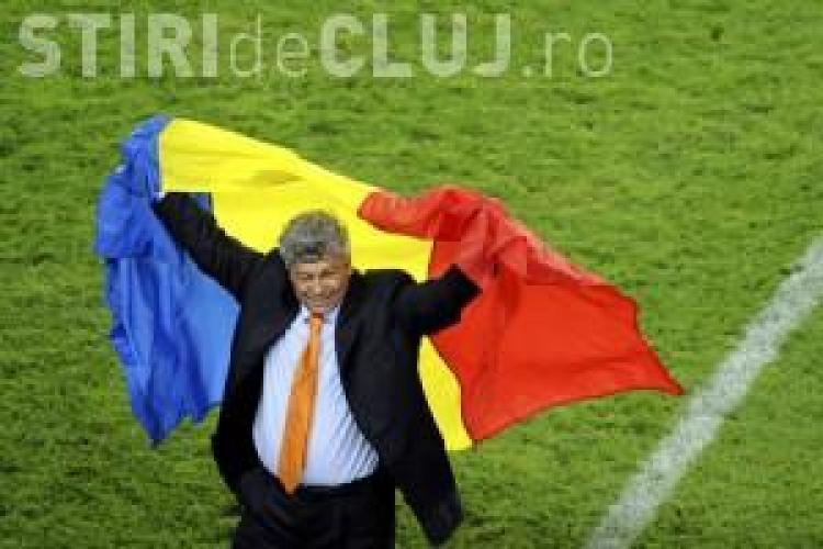 Mircea Lucescu a fost desemnat antrenorul anului in Ucraina