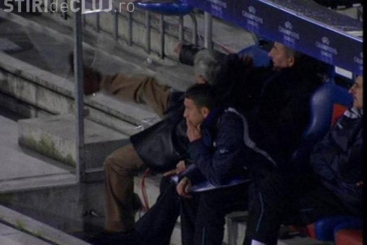 """Sorin Cartu: """"Am luat calmante inainte de meciul cu Basel, dar nu m-a ajutat"""""""