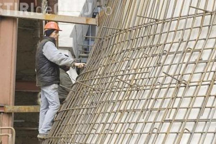 Muncitori turci si irakieni depistati fara niciun act la Cluj Napoca