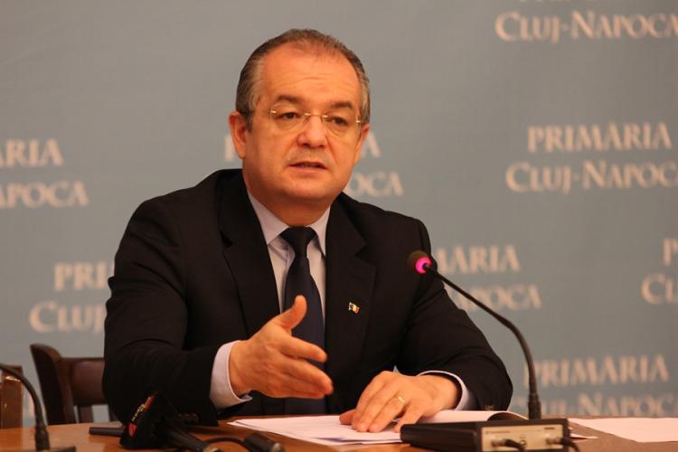PUG -UL Clujului anulat pentru că încalcă grav Constituția. Boc a trasat spații verzi pe terenul oamenilor