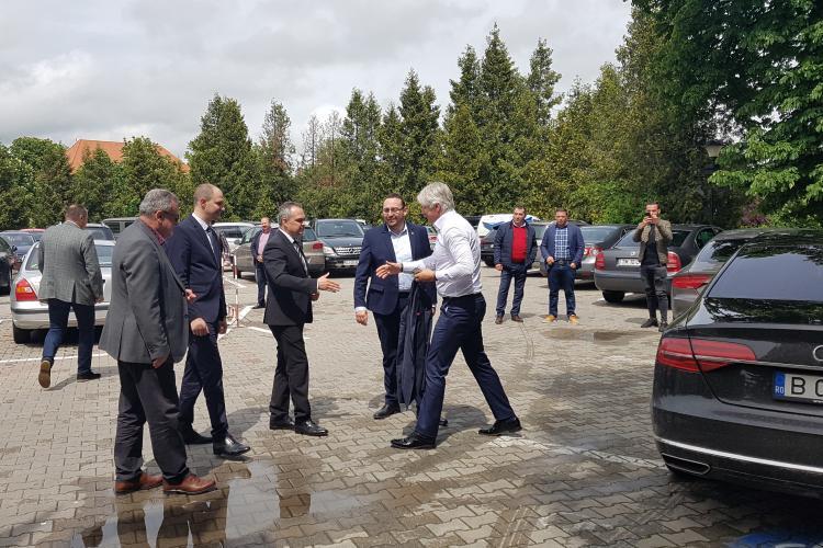 Eugen Teodorovici, la Cluj: Taxa auto va rambursată până la finalul lunii mai - VIDEO