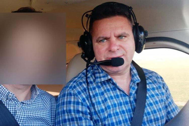 Un om de afaceri din Cluj a murit la Buzău, în accidentul aviatic