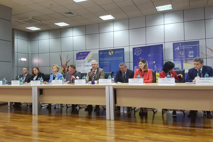 Aeroportul Cluj este in blocaj. Alin Tise a numit in CA un patron al unui coafor falimentar - VIDEO