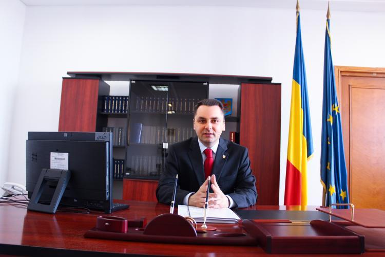 Senatorul Vasile-Cristian Lungu: Un clujean la Bruxelles