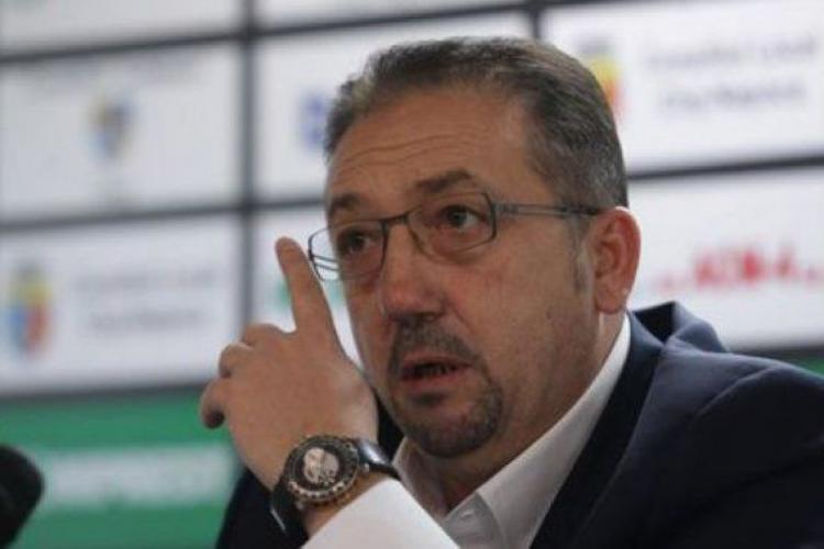 A murit Florian Walter, fostul patron al U Cluj și Dinamo