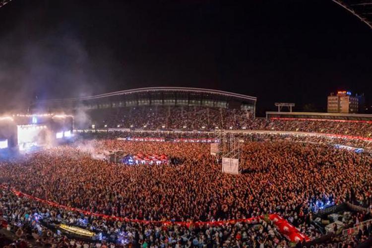Pe ce loc în lume este Festivalul Untold. Top cele mai bune festivaluri de muzică din lume