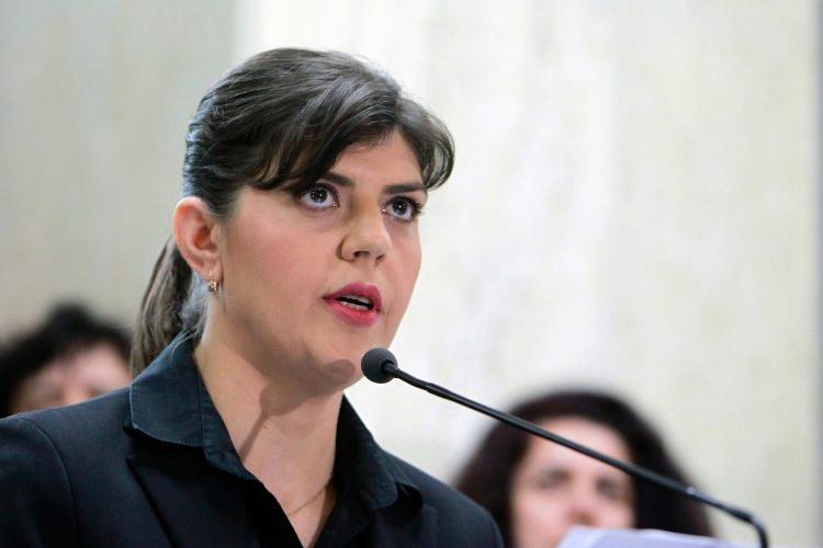 Ce spune Laura Codruța Kovesi despre o eventuală candidatură la președinție