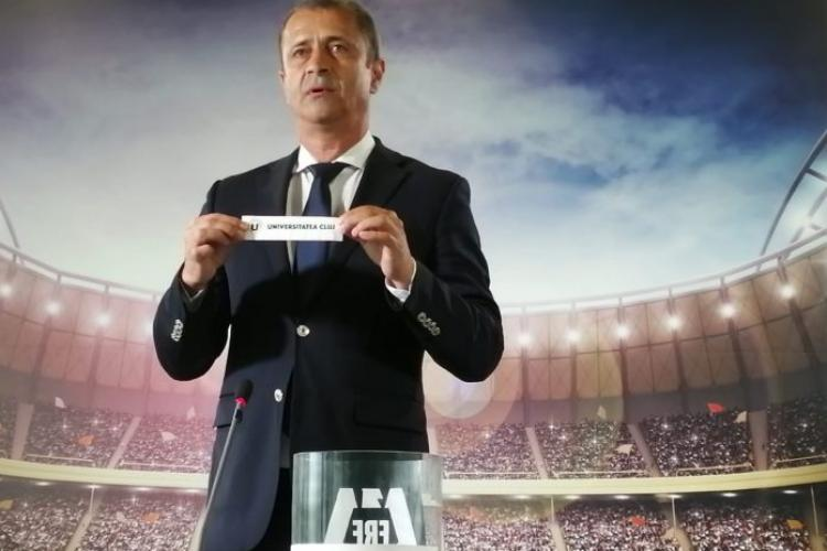 U Cluj - Hermannstadt. Primul meci al barajului de promovare se joacă pe Cluj Arena