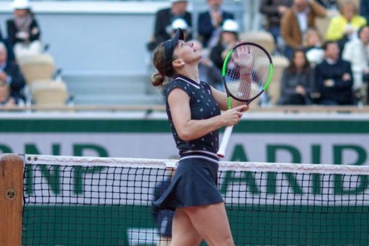 Simona Halep s-a calificat în turul secund la Roland Garros. Cine este următoarea sa adversară REZUMAT VIDEO