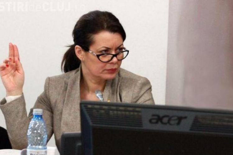 Aurelia Cristea, președinte Pro România Cluj: Ne propunem să batem PSD la Cluj