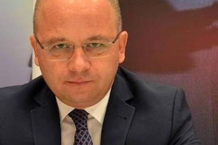 Gyorke Zoltan, demis din nou din funcția de subprefect al Clujului. Este demis a treia oară