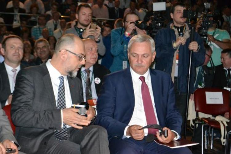 Cum a luat UDMR mii de voturi în județele baronilor PSD! Uniunea s-a vândut total PSD