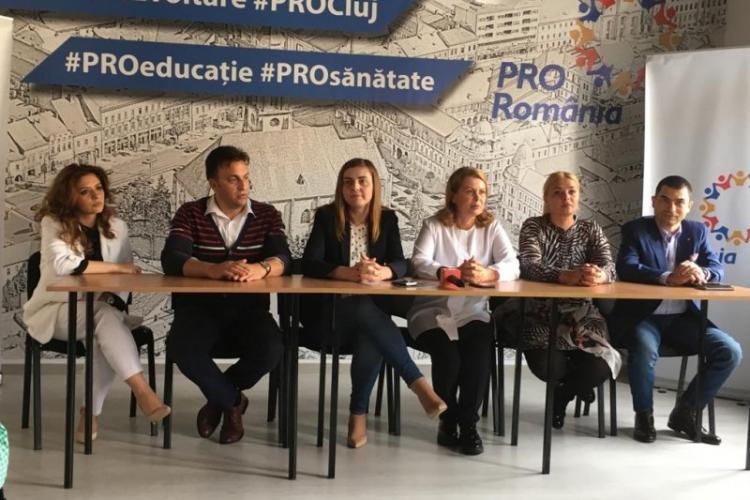 Pro România a reușit să atragă 2 organizații ALDE din Cluj / UPDATE: ALDE Baciu a trecut la Pro România