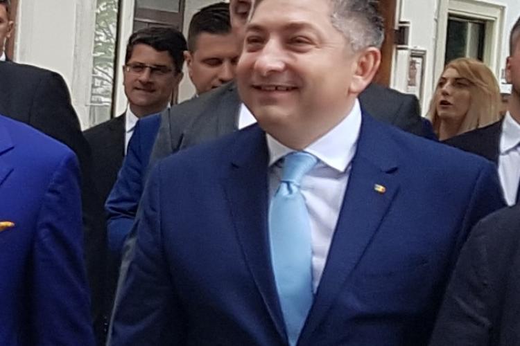 Alin Tișe susține că nu se justifică urgența ca președinții de CJ să fie aleși prin vot