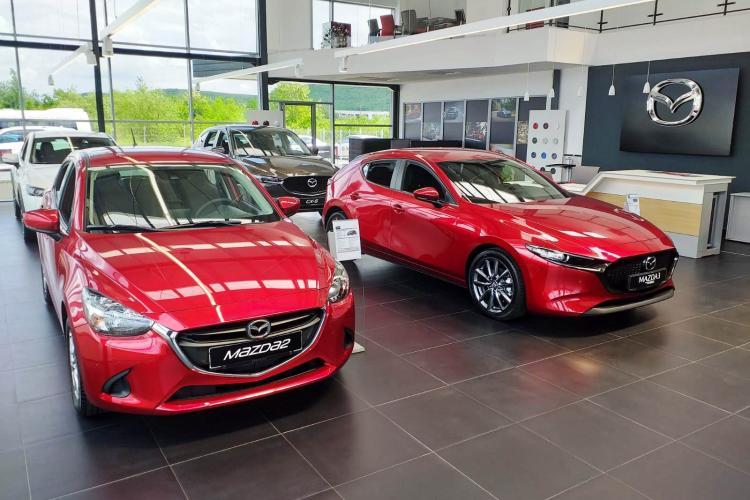 ATP Motors deschide o nouă reprezentanţă Mazda. Showroom și service în Sânnicoară, judeţul Cluj