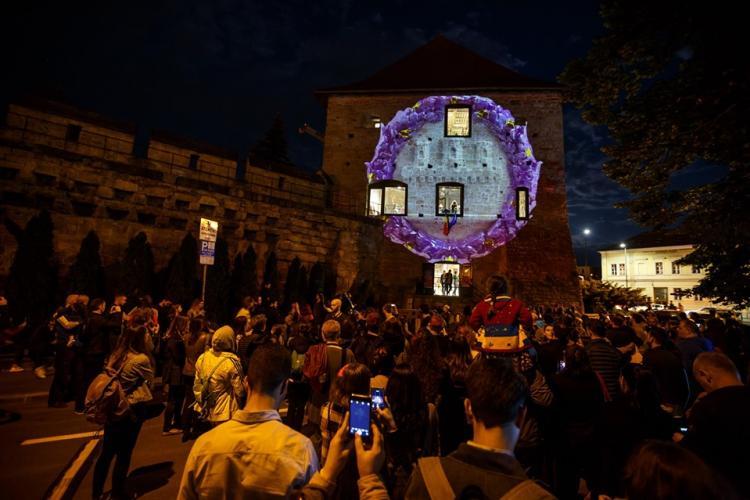 Peste 50.000 de vizitatori la Noaptea Muzeelor de la Cluj-Napoca FOTO