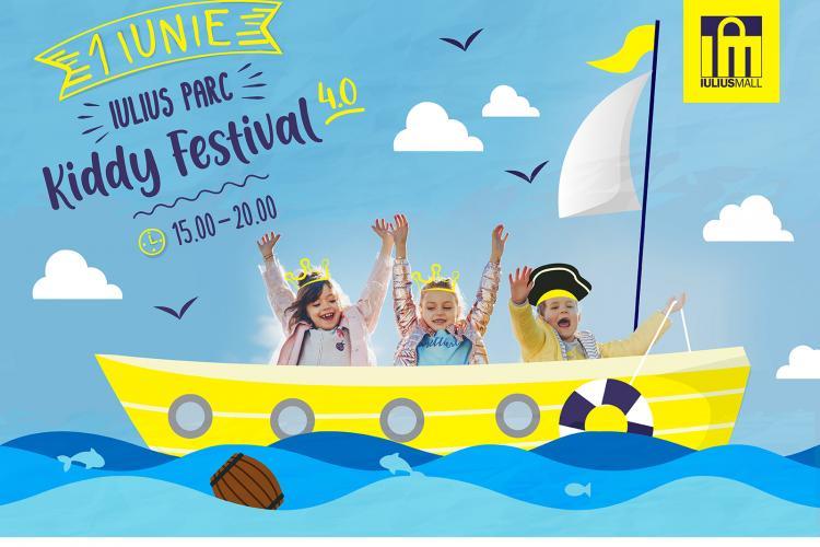 1 iunie în Iulius Parc, o lume minunată pentru copii: Jocuri antrenante, ateliere creative, spectacol de magie și experimente amuzante