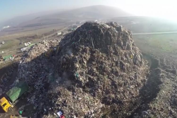 DNA Cluj cere ca angajații Consiliului Județean Cluj să achite GAURA de 13,55 milioane de lei de la Groapa ecologică a Clujului