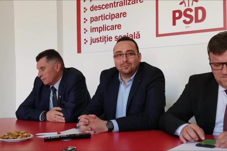 Horia Nasra, președintele PSD Cluj: Nu ascult manele și Guță - VIDEO