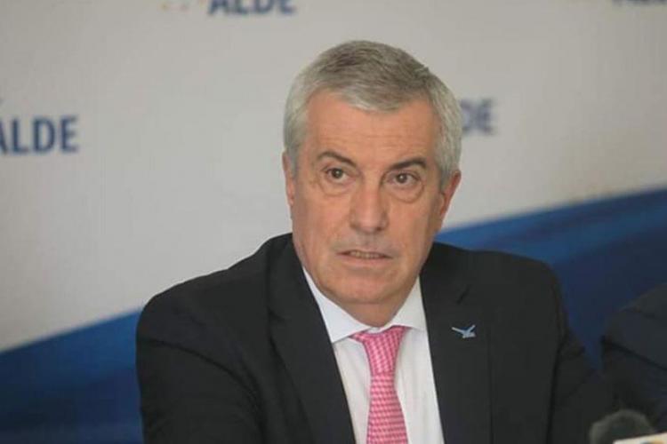 Călin Popescu Tăriceanu cheamă partidele la masa negocierilor, pentru priorităţile României în următorii 5 ani în Parlamentul European