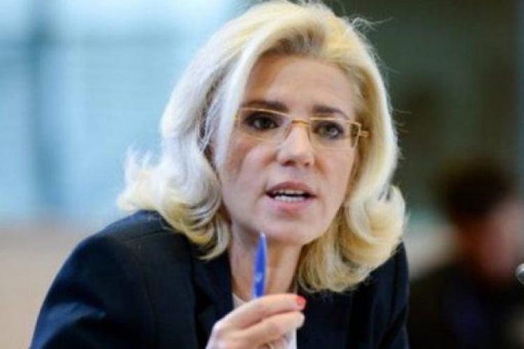 Interviu Corina CREȚU: PSD a ajuns să semene izbitor de mult cu un partid radical anti-european